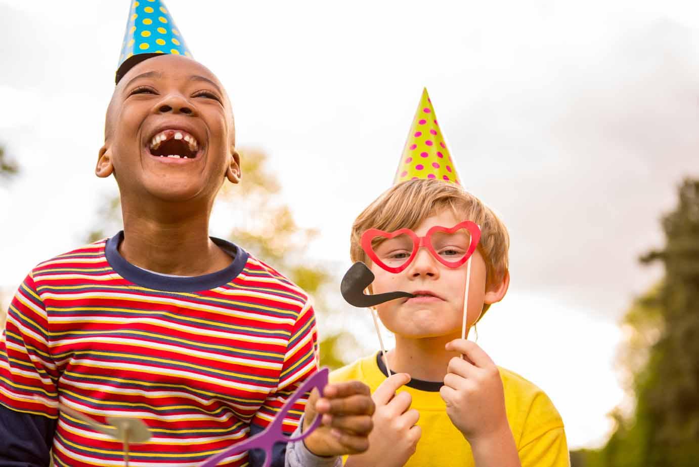 host a children's party 1